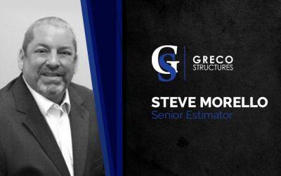Senior Estimator—Steve Morello
