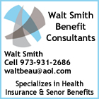 Walt Smith Benefit Consultant