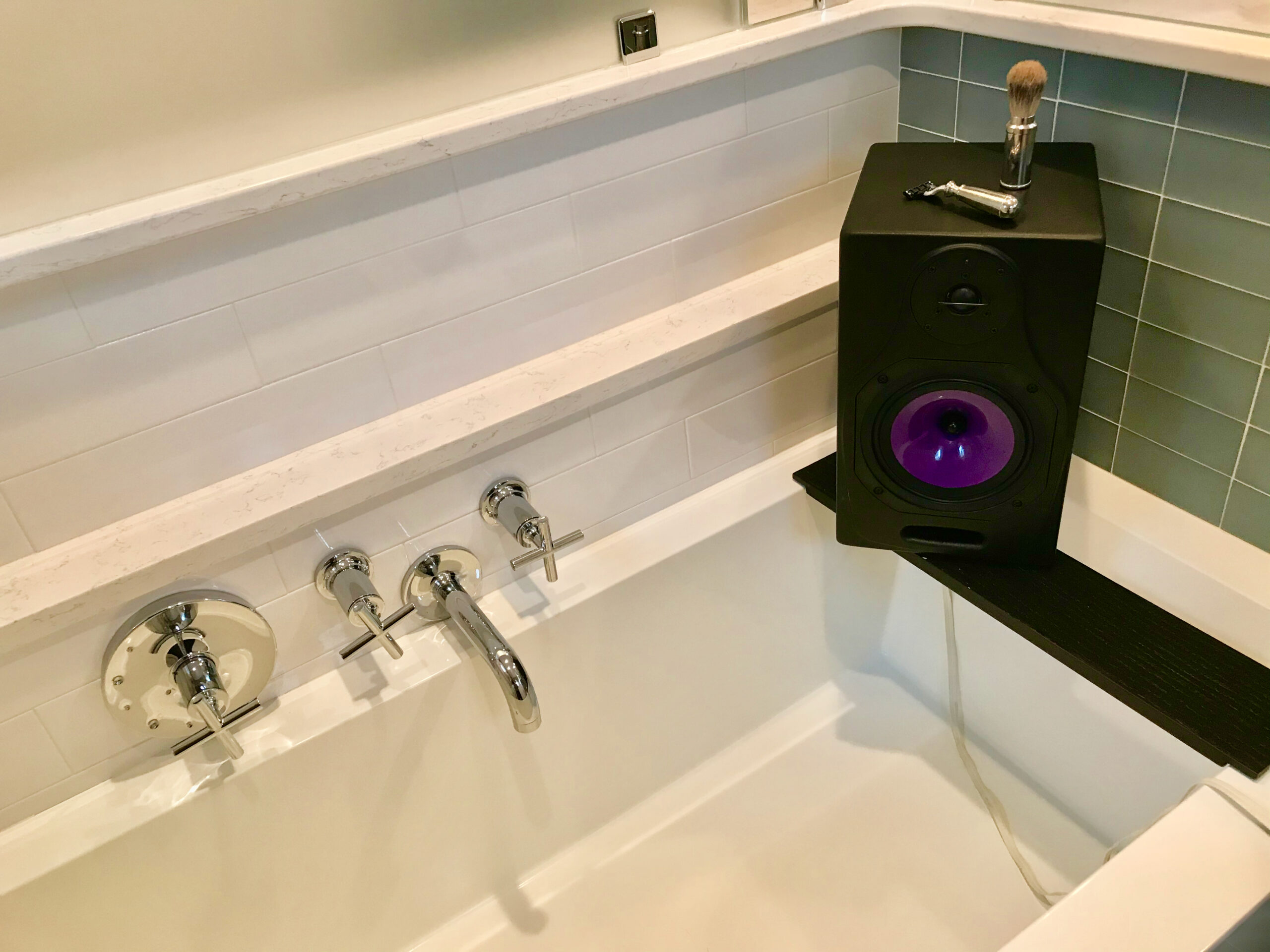 Use a Bathroom for Your Chamber Reverb