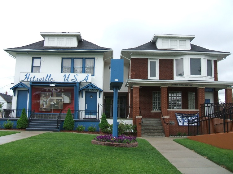 Hitsville: Two Houses with a Studio and Three Chambers
