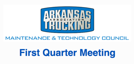 Arkansas Trucking Association's First Quarter Meeting