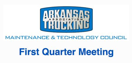 Arkansas Trucking Association's First Quarter Meeting
