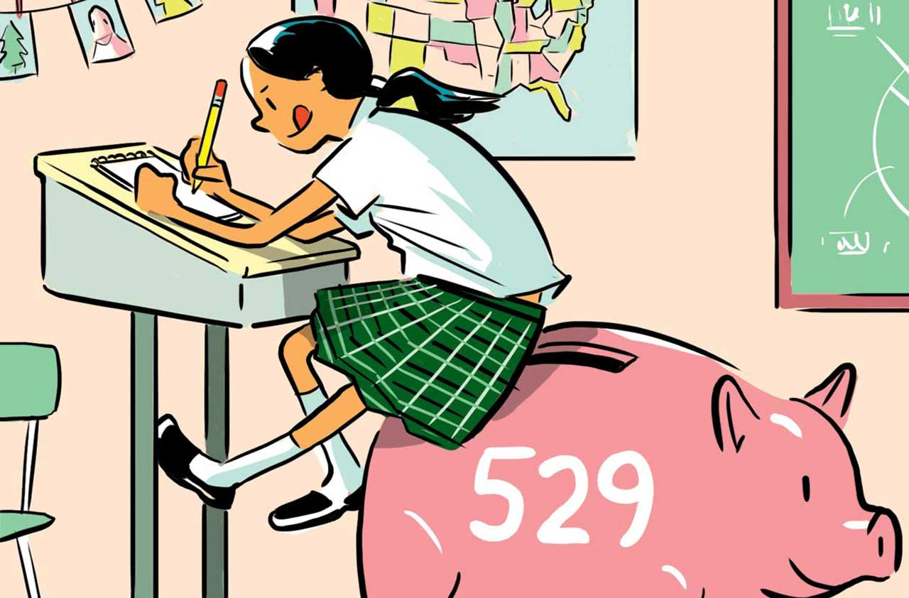 TCJA Series: Changes to 529 Plans for School Tuition