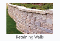 retaining wall new jersey