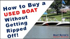 How to Buy a Used Boat for Sale from a Boat Dealer Video