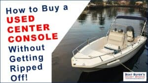 How to Buy a Used Center Console for Sale Video