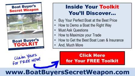 How to buy a Boat for Sale Toolkit