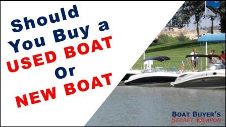 How to buy a used boat for sale