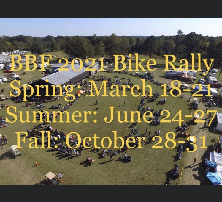 Bama Bike Fest Motorcycle Rally
