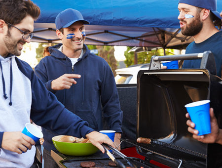 Be the MVT – Most Valuable Tailgater!