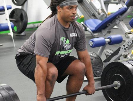 Trainer Spotlight – Elijah Winton