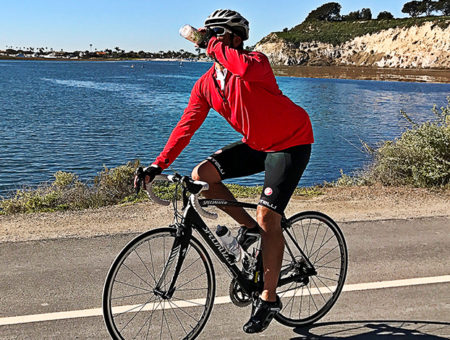 The Benefits of Cycling
