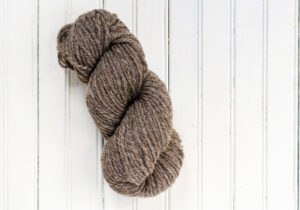 Henny Penny Heavyweight Worsted Wool - Brown Grey