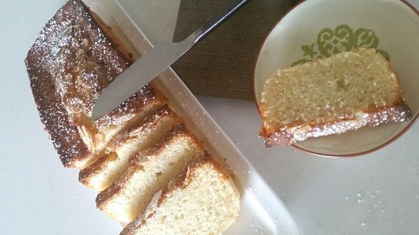 מתכון לעוגה לבנה פשוטה