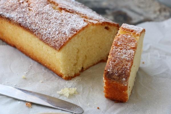 עוגה בחושה קלה להכנה, עוגת בסיס, עוגת וניל - EshetStyle (צילום: טליה הדר)