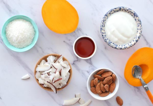 מקפא מנגו קוקוס מתכון_איך להכין קינוח מנגו קפוא_