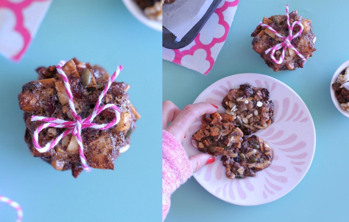עוגיות פירות יבשים ללא גלוטן_מתכון מהיר_צילום ומתכון טליה הדר אשת סטייל