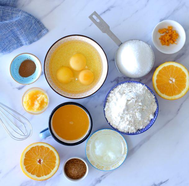 איך להכין עוגת תפוזים_מתכון מהיר וקל_עוגת תפוזים מנצחת_צילום ומתכון: טליה הדר אשת סטייל
