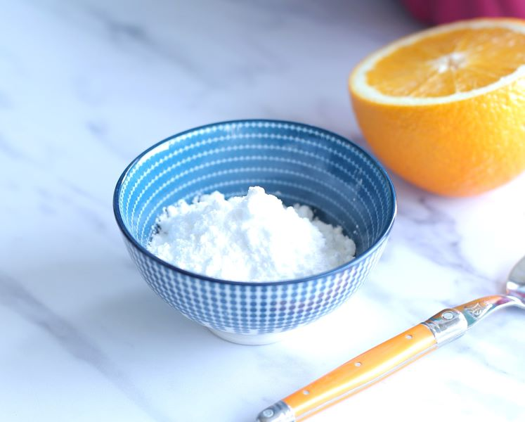 איך להכין קרם סוכר בטעם תפוז_טריק אייסינג מהיר_עוגת תפוזים_טליה הדר