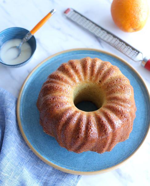 עוגת תפוזים בחושה ומהירה _ מתכון של טליה הדר_אשת סטייל