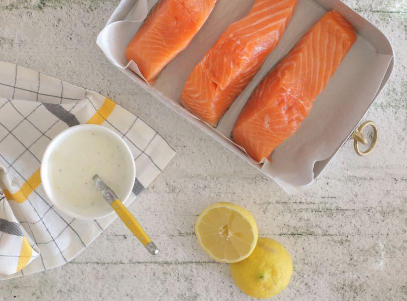 איך מכינים סלמון בתנור_מתכון קל ומהיר_טליה הדר מהבלוג אשת סטייל