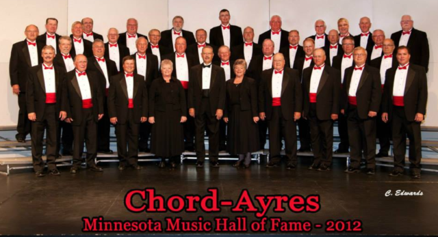 Chord-Ayres Minnesota Music Hall of Fame