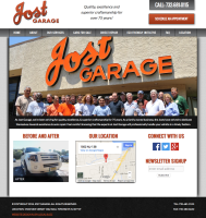 Automotive Garage Site
