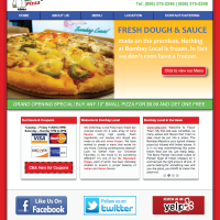 Pizza Place Website Design
