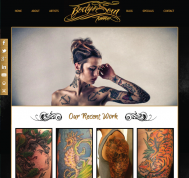 tattoowebsitedesign