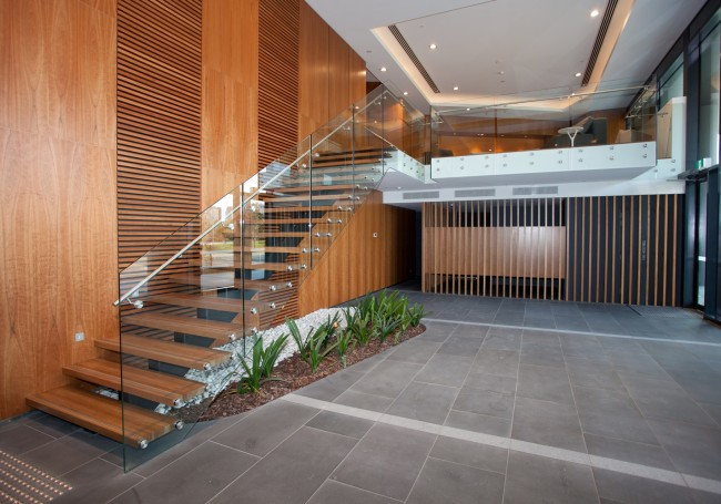Designer Glass Balustrades