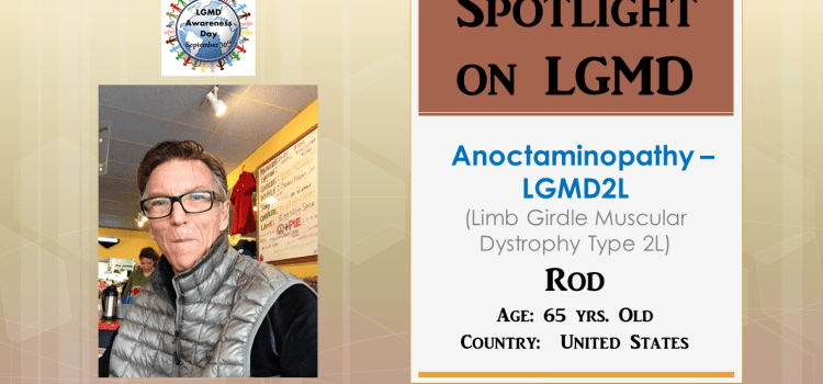 INDIVIDUAL WITH LGMD:  Rod