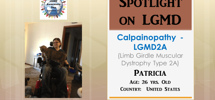 INDIVIDUAL WITH LGMD:  Patricia