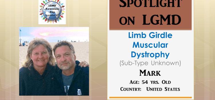 INDIVIDUAL WITH LGMD:  Mark
