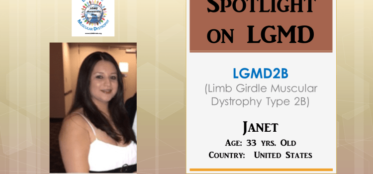 INDIVIDUAL WITH LGMD:  Janet