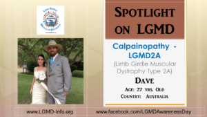 LGMD2A -Dave H