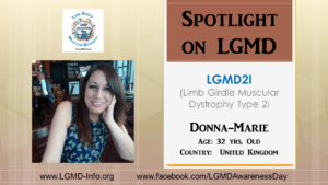 LGMD2i - Donna-Marie