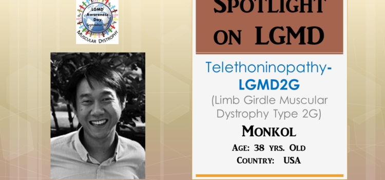 INDIVIDUAL WITH LGMD:  Monkol