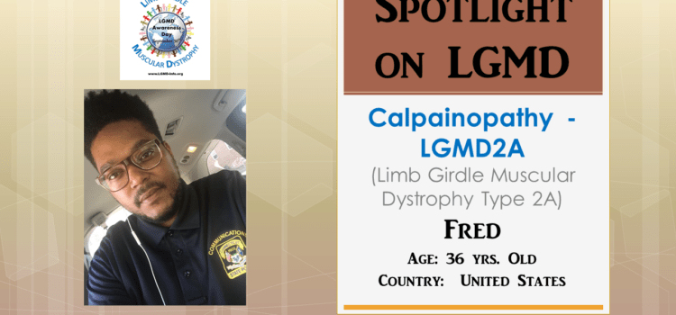INDIVIDUAL WITH LGMD:  Fred