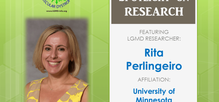LGMD RESEARCHER: Rita Perlingeiro