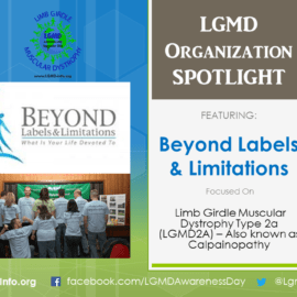 ORGANIZATION:  Beyond Labels & Limitations