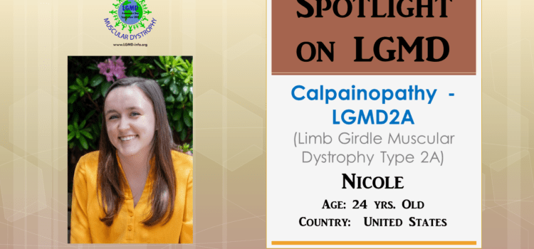 INDIVIDUAL WITH LGMD:  Nicole