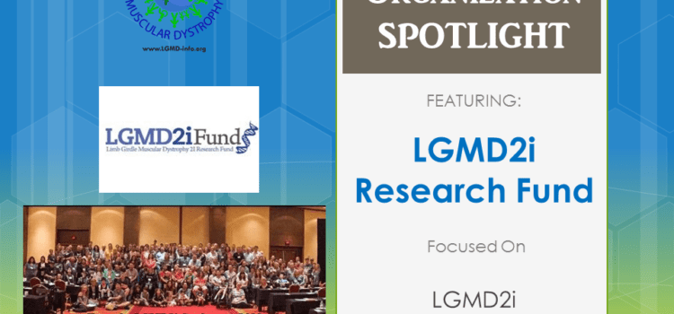 ORGANIZATION:  LGMD2i Research Fund