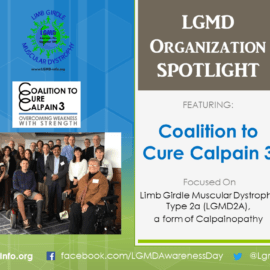 ORGANIZATION:  Coalition to Cure Calpain 3