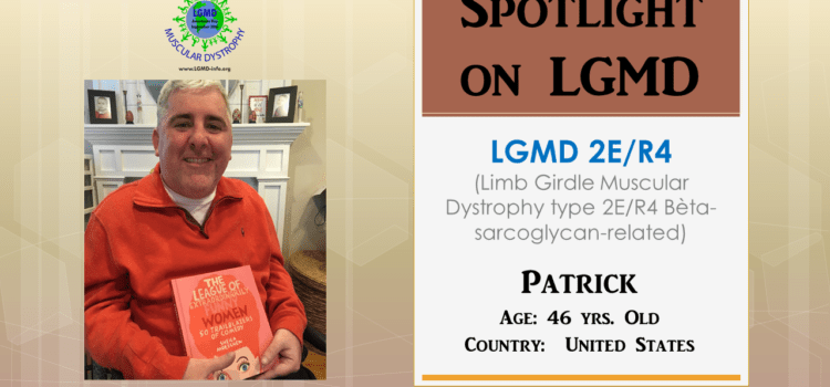INDIVIDUAL WITH LGMD:  Patrick