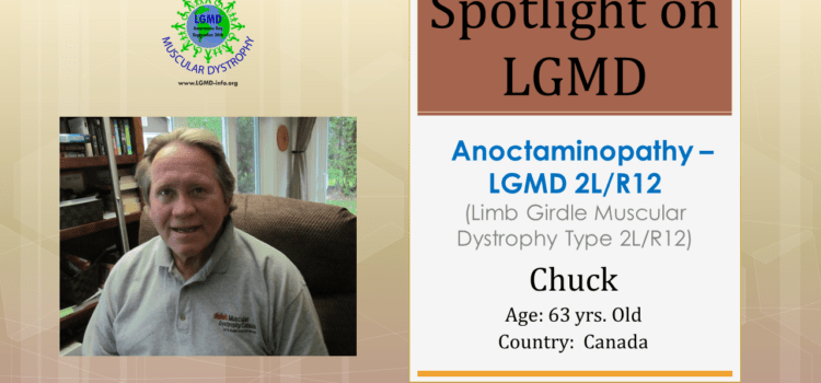 INDIVIDUAL WITH LGMD: Chuck