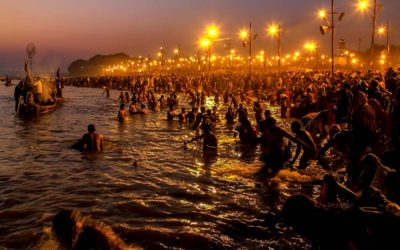 Come to Kumbh Mela to see the miracle that is modern India