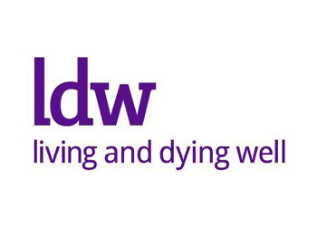 living and dying well logo