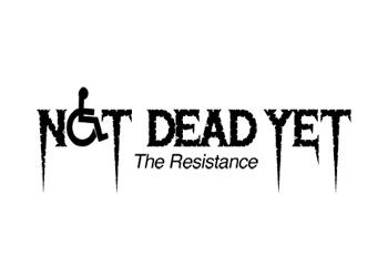 not dead yet logo
