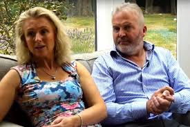 Picture of Simon and Debbie Binner