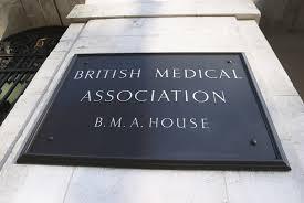 BMA Wall plaque